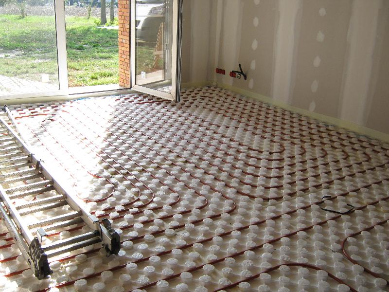 Edsi planchers chauffants - Plancher chauffant solaire ...