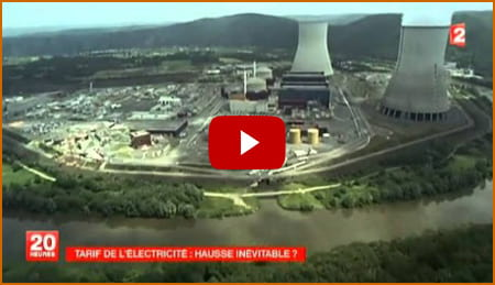 Hausse-électricité